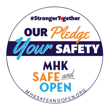 Safe and Open MHK Badge